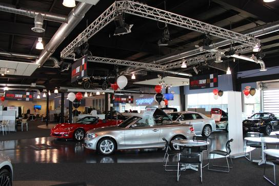 The Ricart Used Car Factory car dealership in Groveport ...