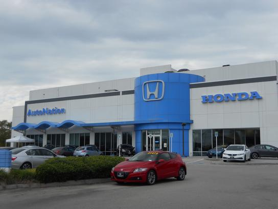 Autonation honda west knoxville car dealership in for Honda knoxville tn