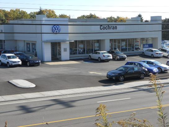 1 Cochran Volkswagen Of North Hills Wexford Pa 15090
