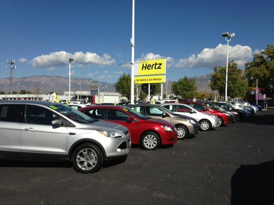 Hertz Car Rental Albuquerque Nm
