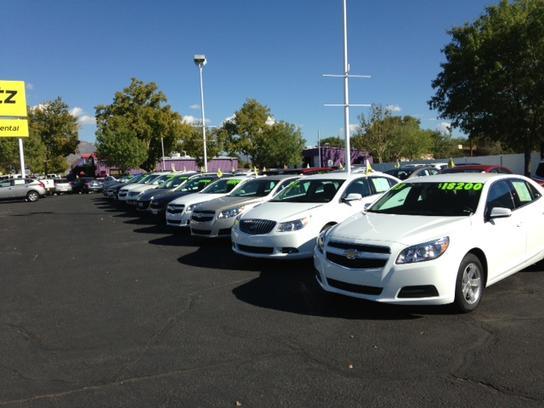 Hertz Car Rental Albuquerque Nm