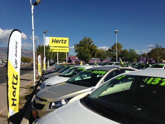 Hertz Car Sales Albuquerque : Albuquerque, NM 87110 Car ...