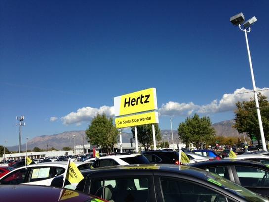 Rental Car Sales Albuquerque Nm
