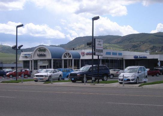 Lithia Chrysler Jeep Dodge RAM of Pocatello : Pocatello ...