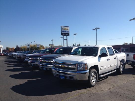 Used Car Dealerships In Spokane Wa >> Lithia Camp Chevrolet Cadillac : Spokane, WA 99207 Car Dealership, and Auto Financing - Autotrader