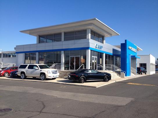 Lithia Camp Chevrolet Cadillac Car Dealership In Spokane