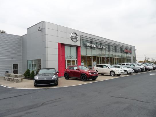 Pittsburgh East Nissan 1