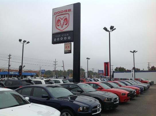 Commonwealth Dodge Louisville KY Car Dealership And Auto - Cool cars preston highway
