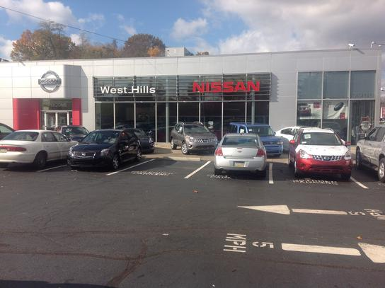 West Hills Nissan 1