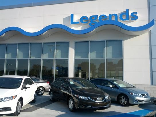 Legends honda kansas city ks 66109 car dealership and for Kansas city honda dealers