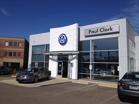 Paul Clark Vw Brockton Ma 02301 5521 Car Dealership