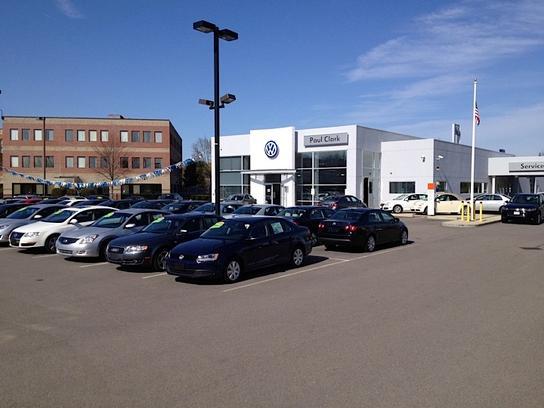 Paul Clark Vw Brockton Ma 02301 5521 Car Dealership