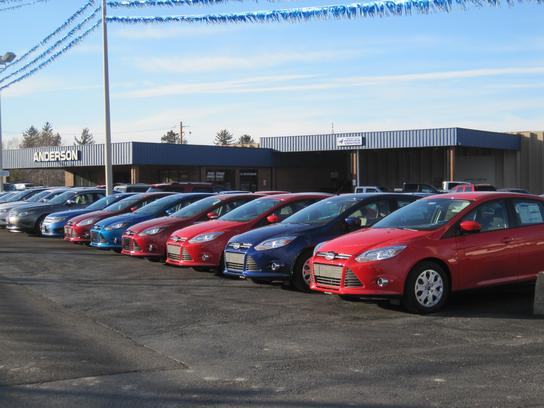 used cars for sale in clinton il anderson ford. Black Bedroom Furniture Sets. Home Design Ideas