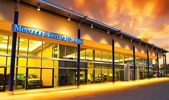 Mercedes benz of fresno car dealership in fresno ca 93650 for Mercedes benz of fresno service department