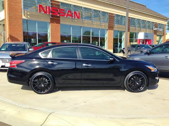 Germain Nissan of Columbus 2