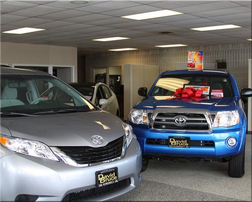 David Bruce Toyota Used Cars