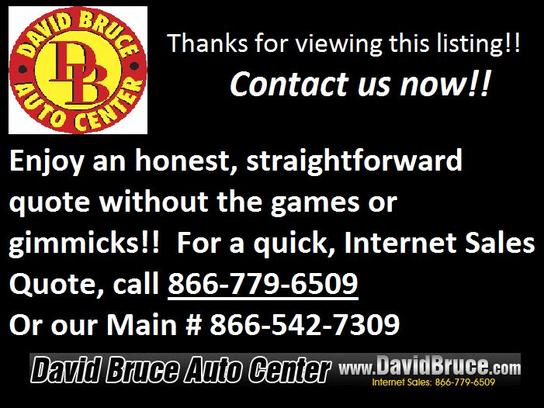 David Bruce Car Dealership