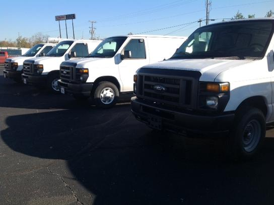 Certified Preowned Ford Trucks Louisville Ky