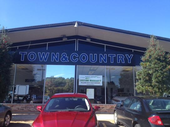 Hebert's Town & Country Ford Lincoln