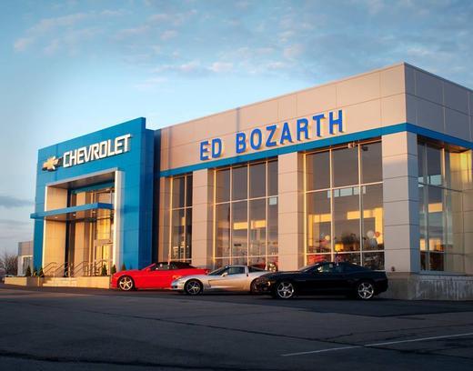 Ed Bozarth Chevrolet Buick GMC : TOPEKA, KS 66609-1229 Car ...
