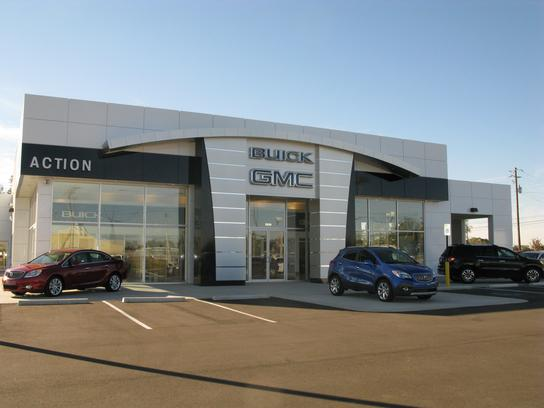 Enterprise Car Rental Mobile Al: Action Buick GMC Of Enterprise Car Dealership In