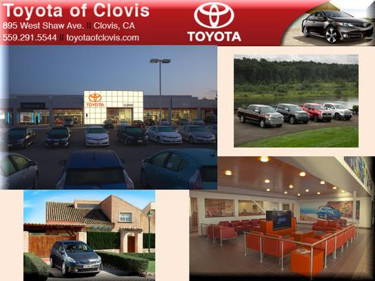 Toyota of Clovis