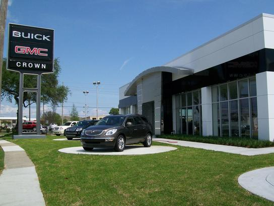 Crown Buick GMC Metairie LA Car Dealership And Auto - Where is the nearest buick dealership