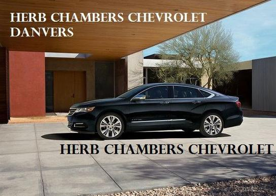 Herb Chambers Chevrolet of Danvers 1