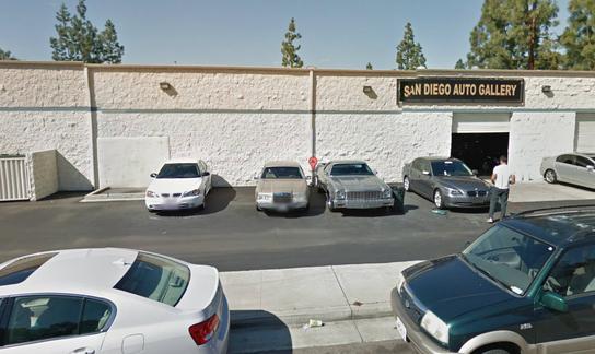 san diego auto gallery san diego ca 92120 4152 car dealership and auto financing autotrader. Black Bedroom Furniture Sets. Home Design Ideas
