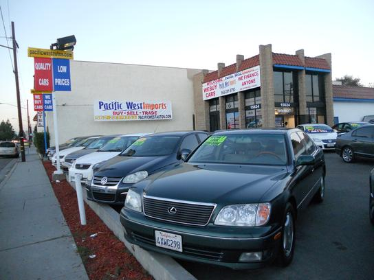 used cars los angeles used cars los pacific west imports autos post. Black Bedroom Furniture Sets. Home Design Ideas