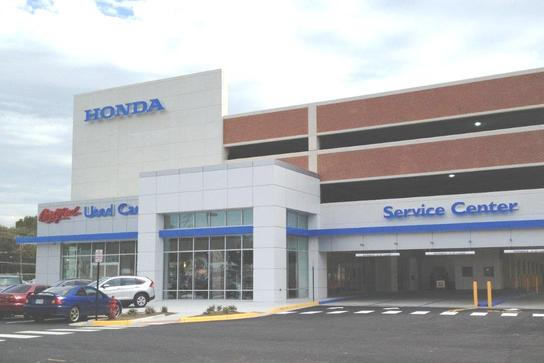 Bill page honda falls church va 22042 car dealership for Honda dealerships in va