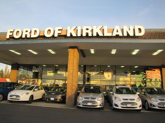 Ford of Kirkland / Hyundai of Kirkland 1