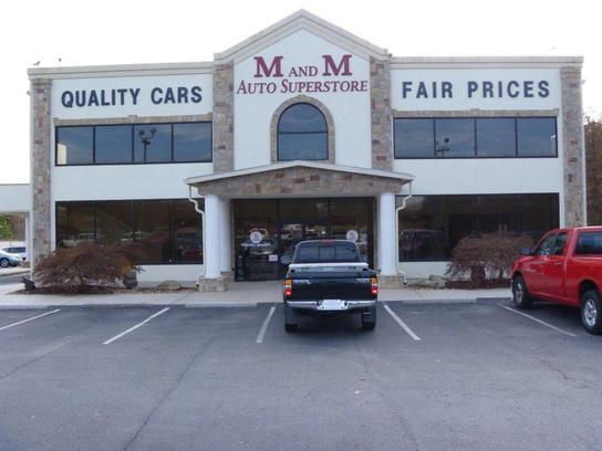 M And M Auto Superstore Lithia Springs Ga 30122 Car