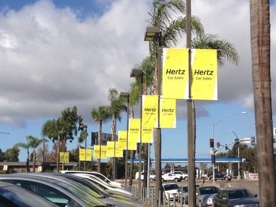 Hertz Used Car Sales San Diego