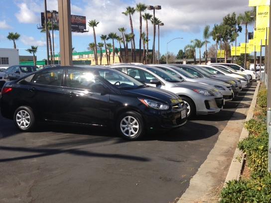 Hertz Rental Car Sales San Diego