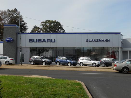 Glanzmann Subaru Jenkintown Pa 19046 Car Dealership