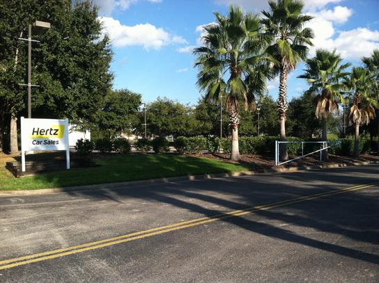 Hertz Car Sales Sanford car dealership in Sanford FL