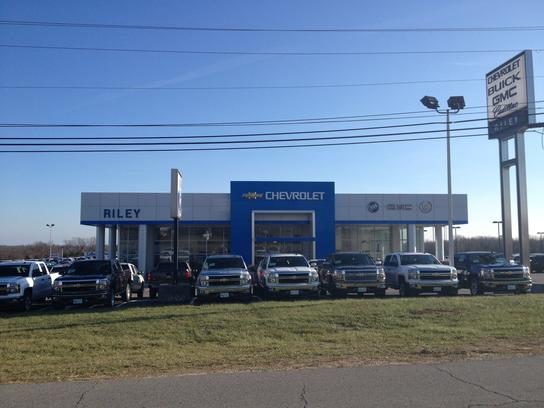 Riley Chevrolet Buick Gmc Cadillac Car Dealership In