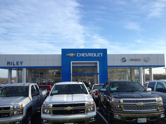 Riley Chevrolet Buick Gmc Cadillac Jefferson City Mo