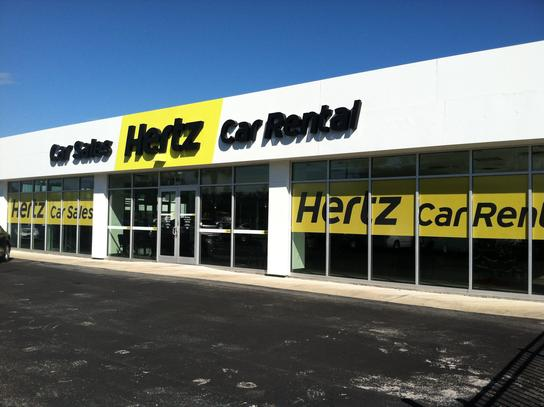 Hertz Rental Car Winter Park Fl