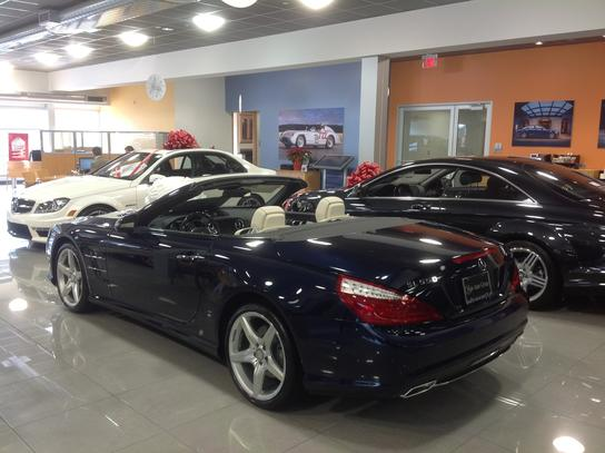 Mercedes benz of new rochelle new rochelle ny 10801 for Mercedes benz new rochelle ny