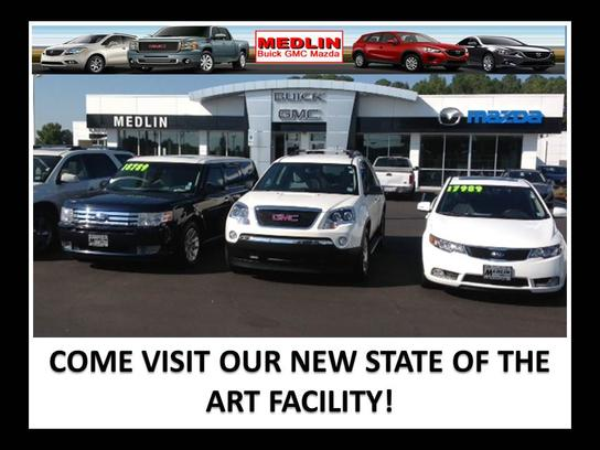 medlin buick gmc car dealership in wilson nc autos post