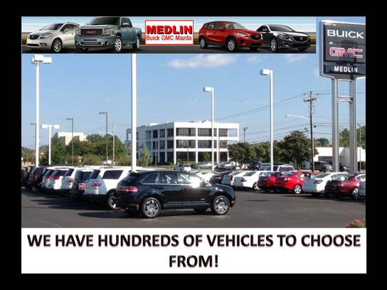 medlin buick gmc mazda car dealership in wilson nc 27893