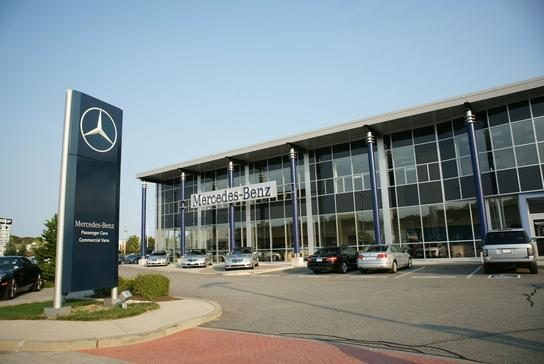 mercedes benz of warwick car dealership in warwick ri