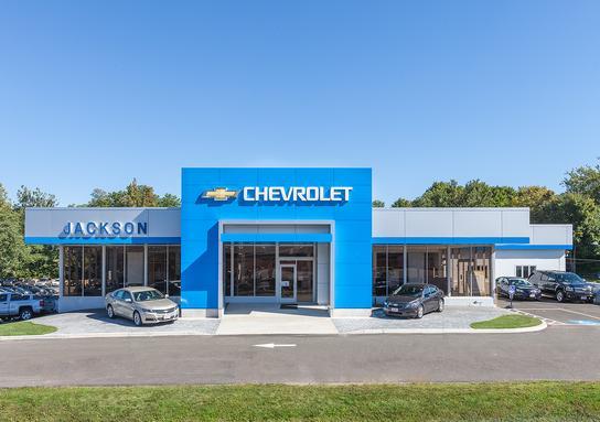 Jackson Car Dealerships Uk