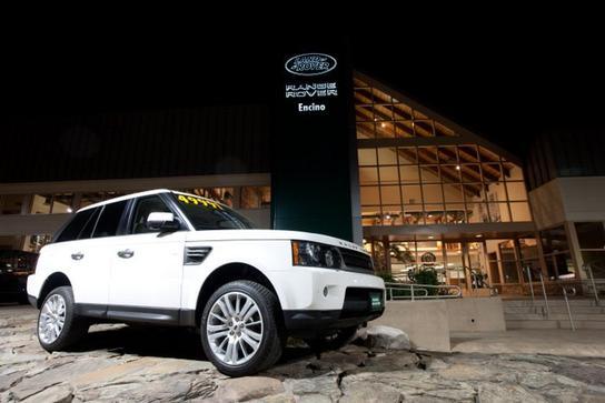 Land Rover Encino car dealership in Encino CA 91436