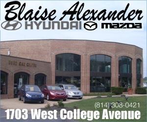 Blaise Alexander Hyundai Mazda