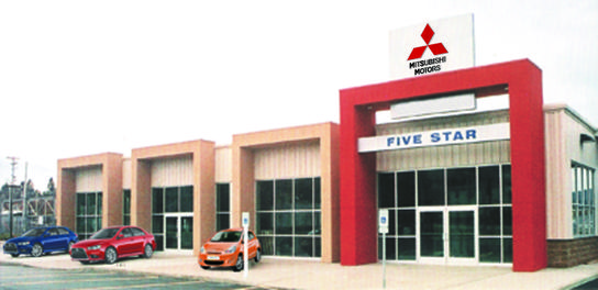 Five Star Mitsubishi Altoona PA Car Dealership And Auto - Mitsubishi dealer ship