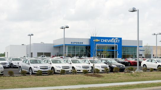 Superior Chevrolet CONWAY AR Car Dealership And Auto - Arkansas cadillac dealers