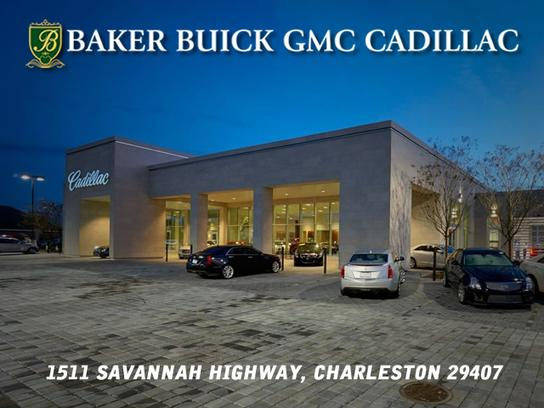 baker buick gmc cadillac charleston sc 29407 car dealership and auto financing autotrader. Black Bedroom Furniture Sets. Home Design Ideas